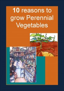 Link to 10 reasons to grown perennial vegetatables