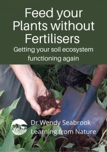 Front cover Feed plants without Fertilisers