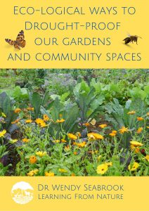 Front cover drought-proof your garden